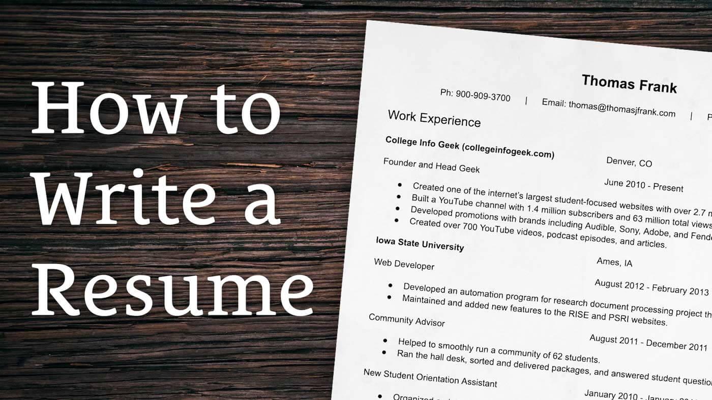 how-to-write-a-resume